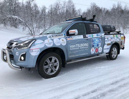 Nieuwsbief 4 | Arctic Challenge 2018