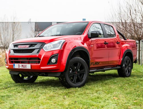 Isuzu Fury Limited Edition