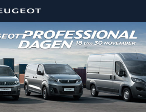 Peugeot Professional Dagen
