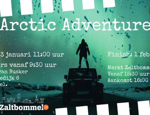 23 januari vertrek Arctic Adventure 2020 | Serviceteam Buurman & Buurman