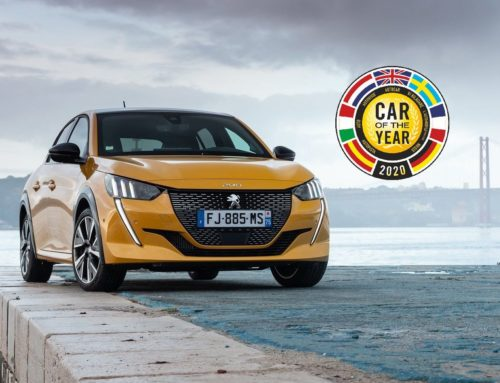 Peugeot 208 verkozen tot Car Of The Year 2020!