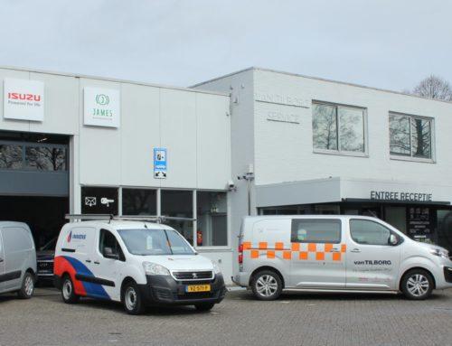 Bedrijfswagen 10-daagse bij Autobedrijf Van Tilborg